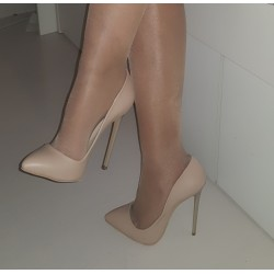 "Pumps ""Classic"" Nude"